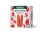Strawberry Real Fruit Pops