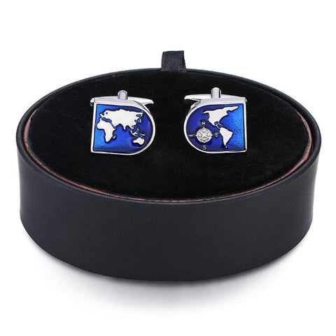 Explorer Cufflinks- Box Set - Cufflink Store