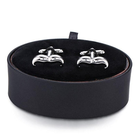 The Mustache Cufflinks- Box Set - Cufflink Store