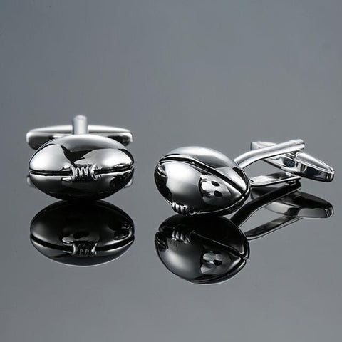 The Quarterback - Sport Cufflinks - Cufflink Store
