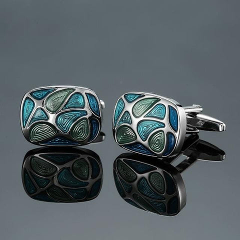 Grace of Thousand Waters Cufflinks - Cufflink Store