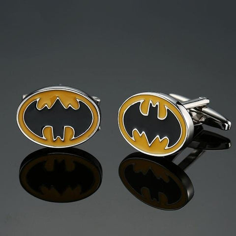 The Batman - Super Hero Cufflinks - Cufflink Store