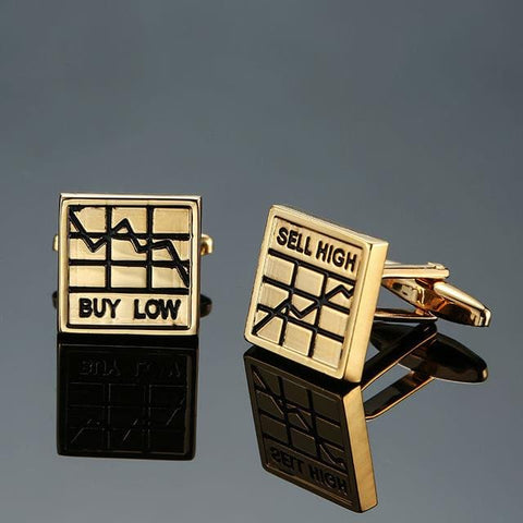 The Trader - Exotic Cufflinks - Cufflink Store