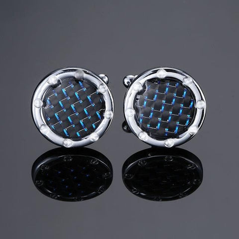 The Black Fish- Classic Cufflinks - Cufflink Store