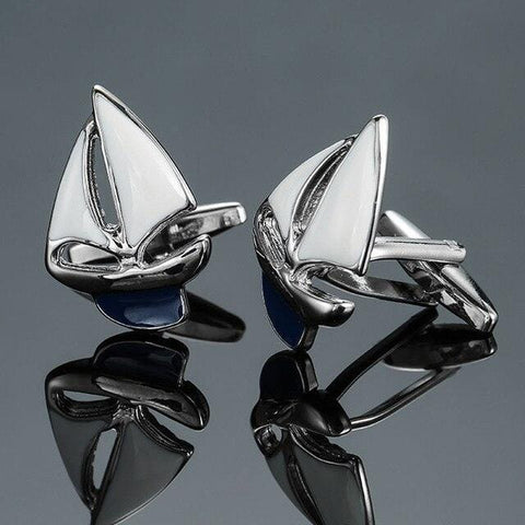 The Sailor- Exotic Cufflinks - Cufflink Store