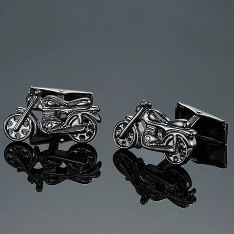 The Biker - Motorsport Cufflinks - Cufflink Store