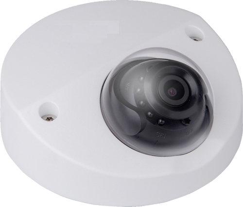 DS-HNC3I241F-IRAS/28 4MP Lite AI IR Fixed Focal Mini Dome Network Camera