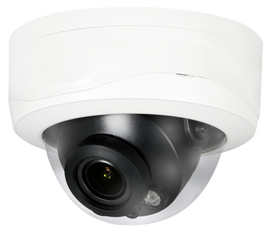 DS-HNC3I241R-IR-ZAS 4MP Lite AI IR Vari-Focal Dome Network Camera