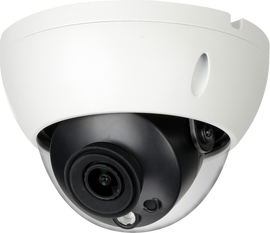 DS-HNC5I242R-IRS/28 4MP WDR IR Dome AI Network Camera