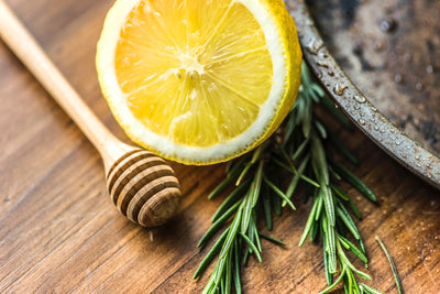 HOMEMADE LEMONGRASS TEA TREE ACNE GEL RECIPE