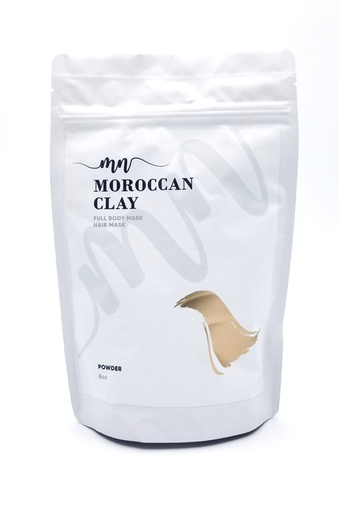Moroccan Clay - The Melanin Nurse