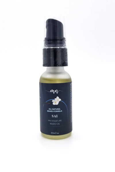 MN Signature Beard Oil - The Melanin Nurse