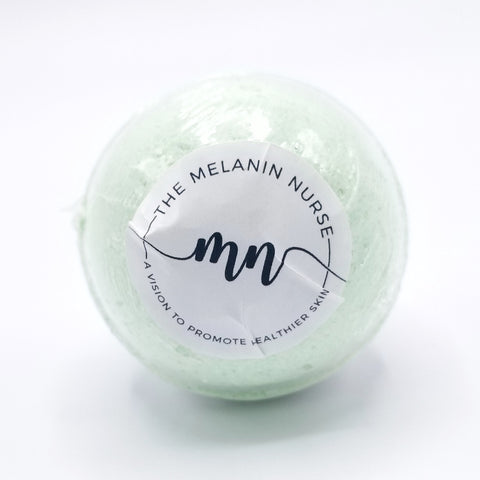 Bath Bomb - The Melanin Nurse