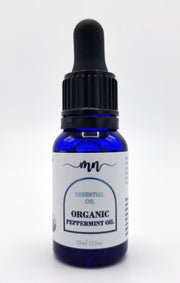 Peppermint (Supreme) Essential Oil - The Melanin Nurse
