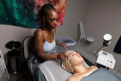 Signature Facial (60 mins) $65 - The Melanin Nurse