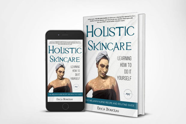 Pre-Sale - The Melanin Nurse Recipe and Routine guide (e-book release: 10/2) - The Melanin Nurse