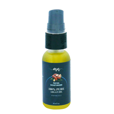 100% Pure Argan Oil - The Melanin Nurse