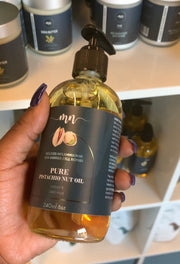 Pure Pistachio Nut Oil - The Melanin Nurse