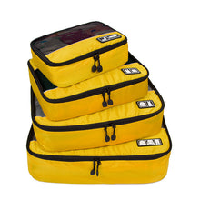BAGSMART 4pcs Travel Packing Cubes