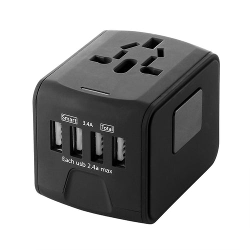 FORNORM Universal All-in-one Travel Adapter