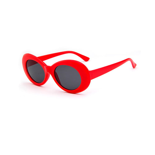 Retro Round Sunglasses