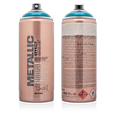 Montana Metallic 400ml Spray paint