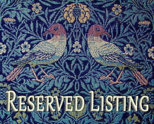 RESERVED FOR RAVELRY TOUR LIST ONLY