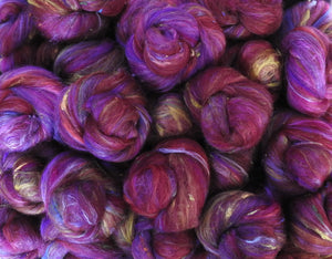 Sock Batts - Cordial - (4 oz.) - Inglenook Fibers