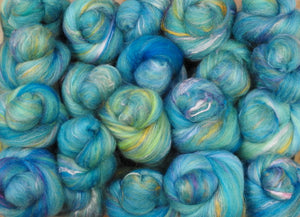 Sock Batts - Wishing Well - (4 oz.)