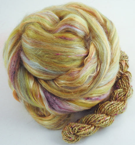 Imladris - Merino/Silk/Kid Mohair/Tweed Blend/Firestar (40/25/15/10/10)