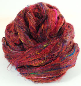 100% Sari Silk Top- Salsa - 1.5 oz.