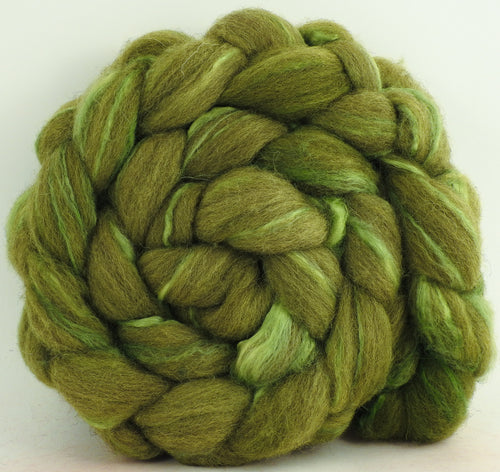 Sour Apple (5.7 oz) - Grey Shetland/ Tussah Silk (70/30)