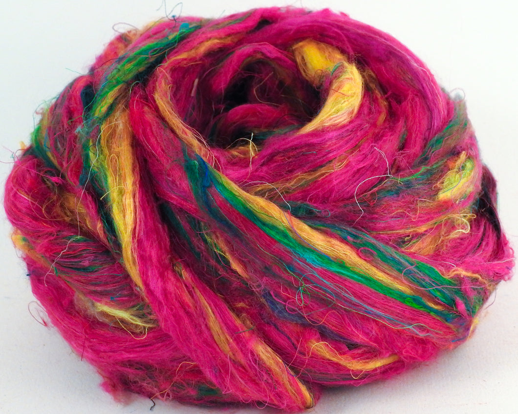 100% Sari Silk Top- Carabeo - 1.5 oz. - Inglenook Fibers