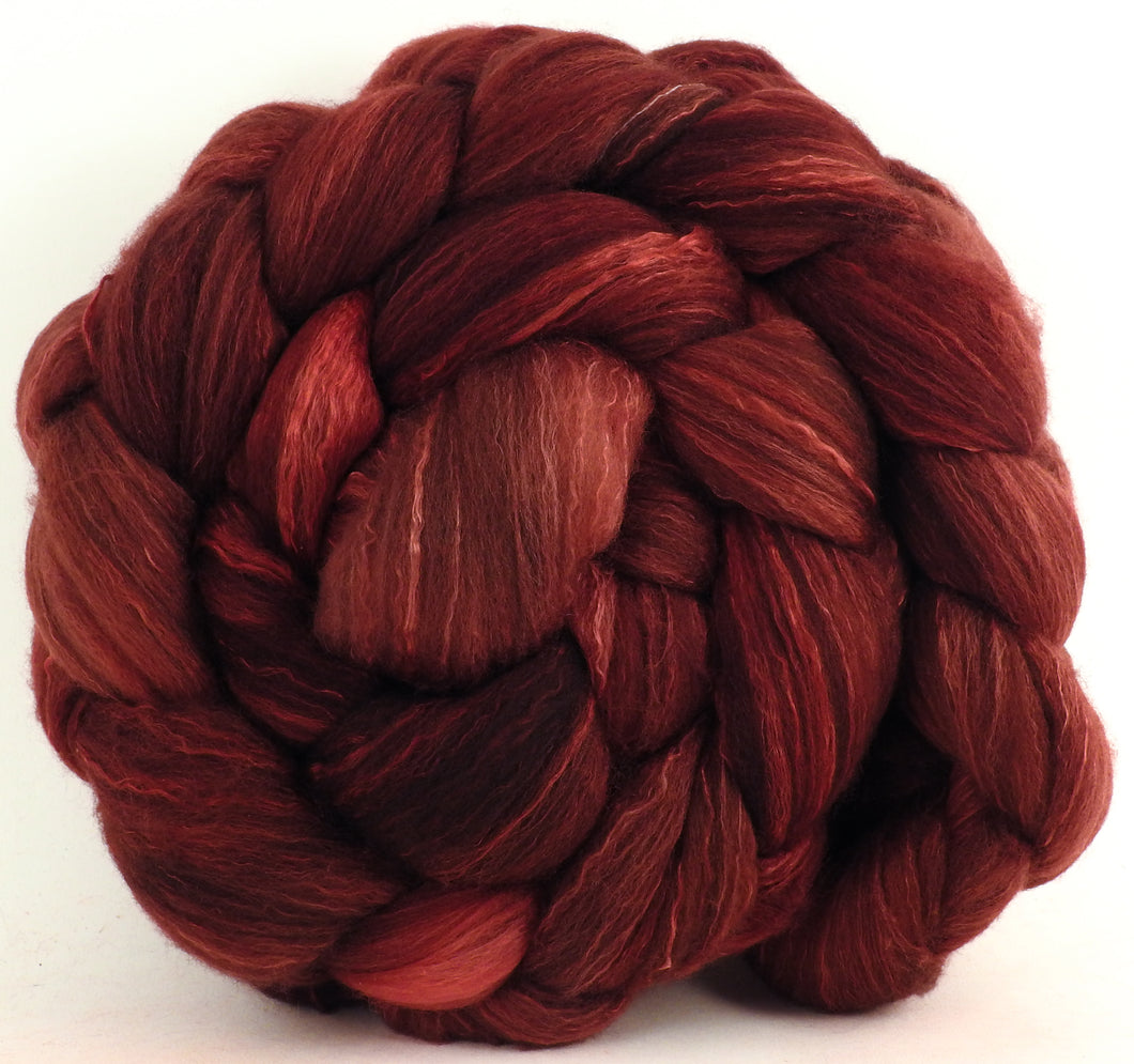 Sumac- Organic Polwarth/Silk (80/20) - 5 oz.