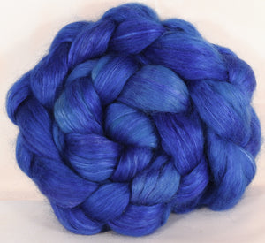 Wensleydale/ mulberry silk roving ( 65/35) -Jodhpur - (5.3 oz.)