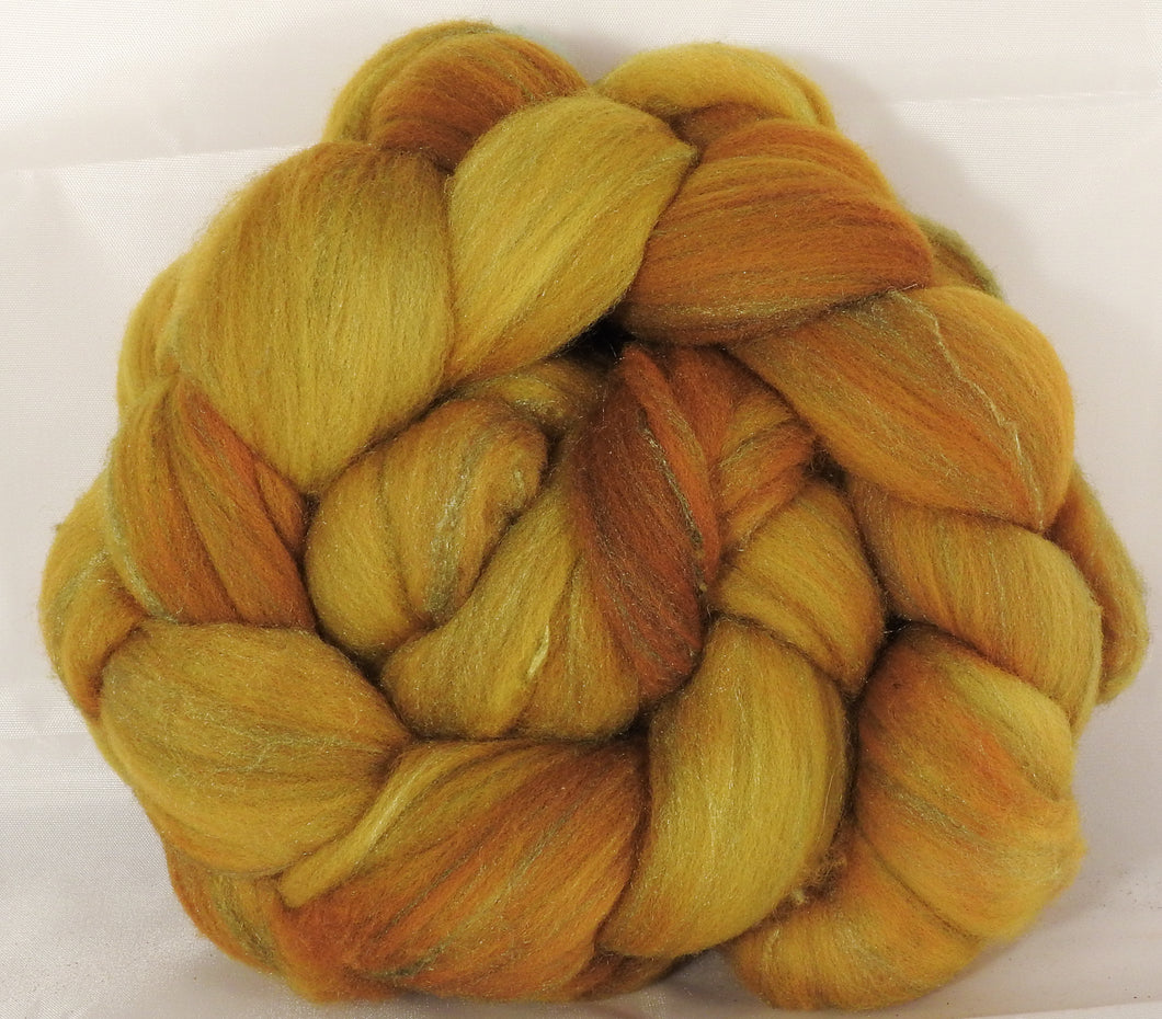 Rambouillet /tussah silk (75/25) -Old Gold-(5.4 oz.)