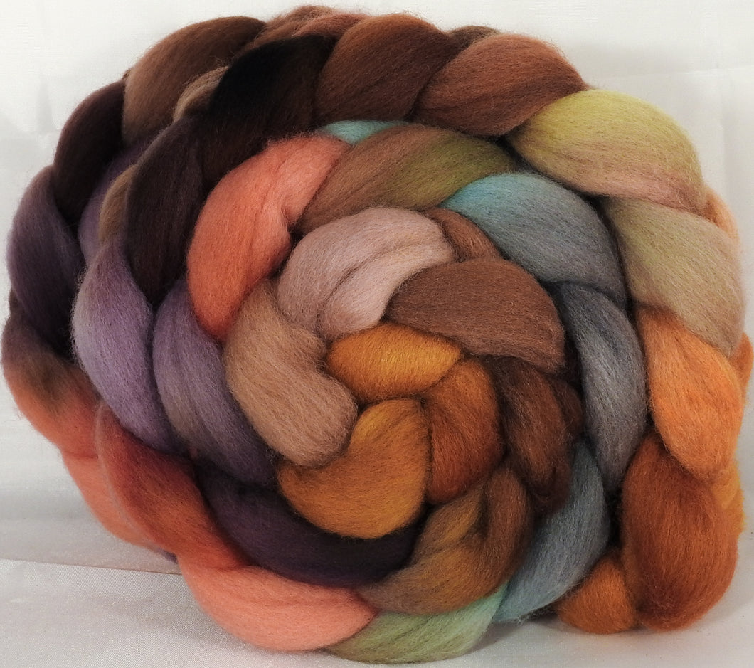 Falkland top for spinning - Camel Rider - Inglenook Fibers