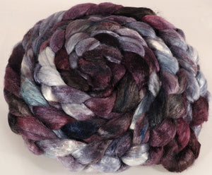 100 % Tussah Silk Top - 3.4 oz. - Inglenook Fibers