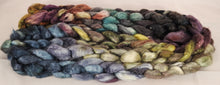 100 % Tussah Silk Top -Pebble Mosaic -3.55 oz. - Inglenook Fibers