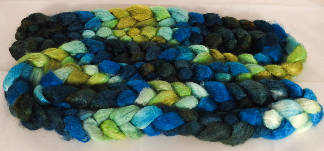 100 % Tussah Silk Top - 3.55 oz. - Inglenook Fibers