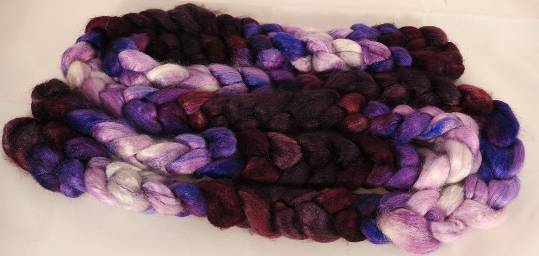 100 % Tussah Silk Top - 3.5 oz.