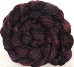 British Southdown/ tussah top (65/ 35) -Banshee- 5.6 oz.