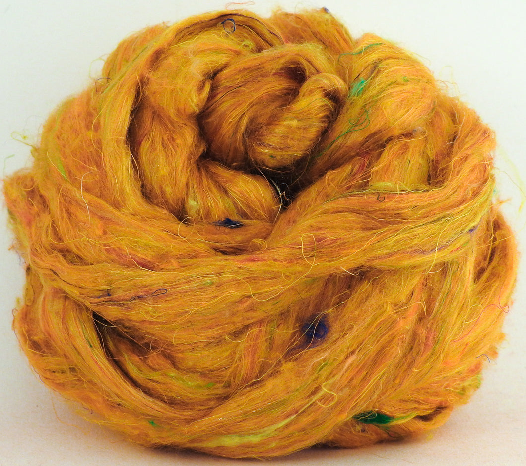 100% Sari Silk Top- Honeycomb- 1.5 oz. - Inglenook Fibers