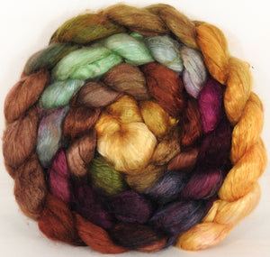 Baby camel/ tussah silk top ( 50/50)-Horn of Plenty-( 4.2 oz)
