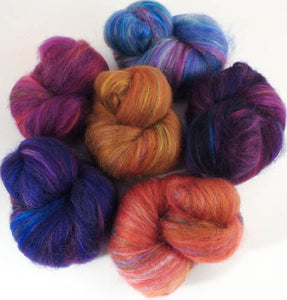 Sock Batts - Sock Hop - (4.5 oz.)
