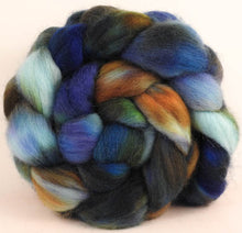 Batt in a Braid #43 -Moody- (5.8 oz.) - Dorset/Cheviot/Kid Mohair (60/20/20)