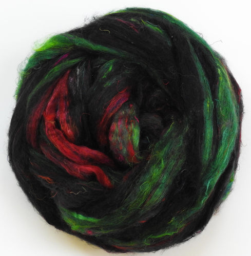 100% Sari Silk Top- Wild Cauldron - 1.5 oz.