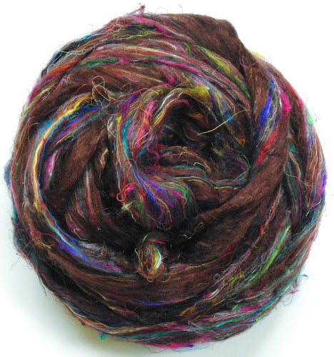 100% Sari Silk Top- Birthday Cake - 1.5 oz.