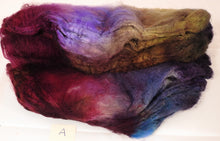 Silk Hankies ( Mawata) for Spinning and Felting - Inglenook Fibers