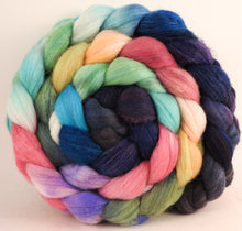Polwarth /Tussah silk Top (60/40)-Sea Chariot -5.4 oz